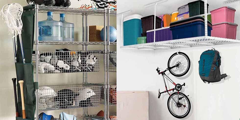 15 Garage Storage Ideas For Organization: 20 Garage Organization Ideas