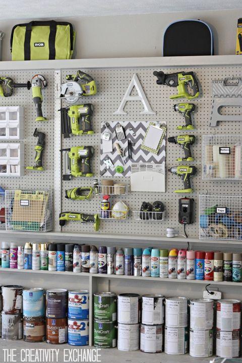 12 Garage Storage Ideas How To, Garage Storage Ideas Uk