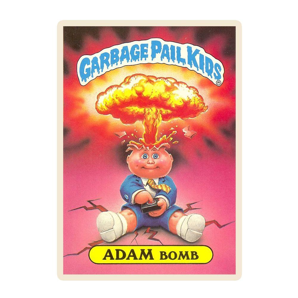 1980s — Garbage Pail Kidsfad