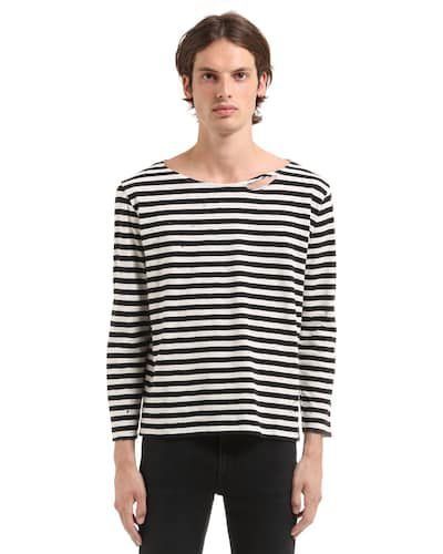 Camiseta rayas marinera hombre, camiseta de rayas, camiseta hombre marinero