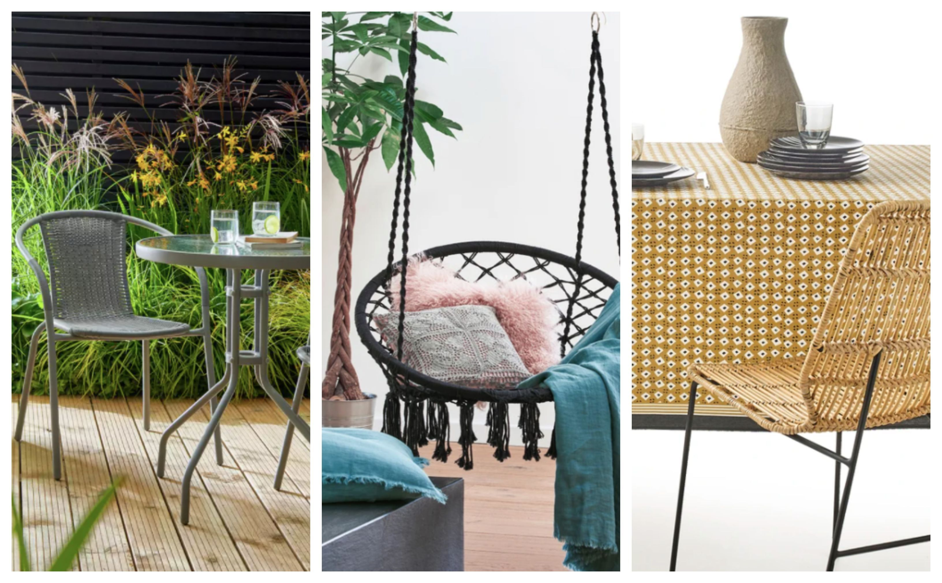 Gorgeous cheap garden furniture for under £9