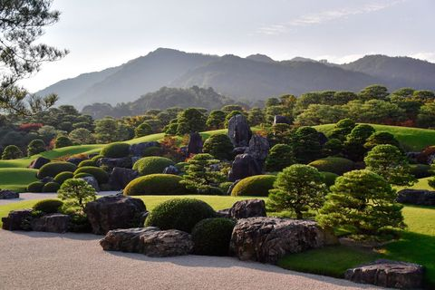 adachi museum of art shimane prefecture, japan