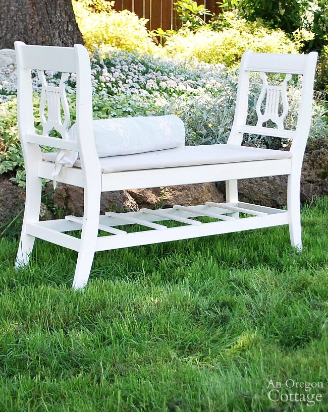 18 diy garden bench ideas free plans for outdoor benches - Garden Bench
