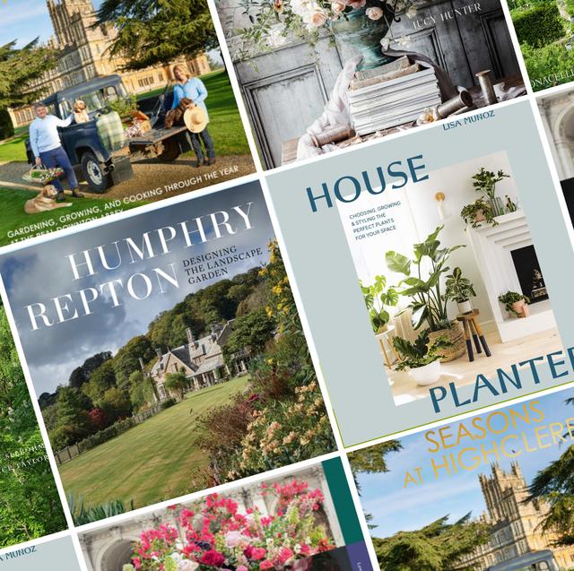 garden books 2021