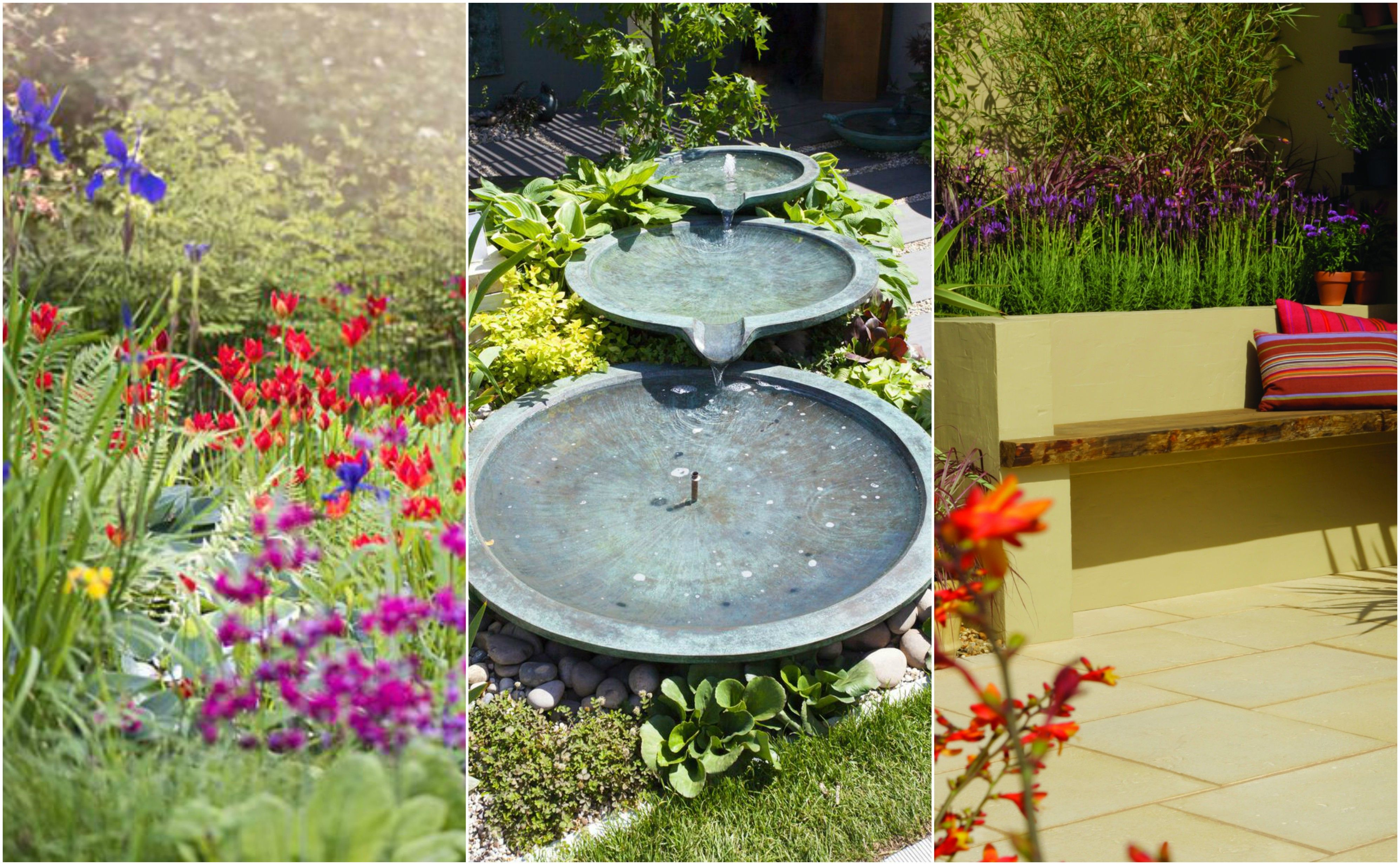 Top 10 Garden Design Ideas To Make The Best Of Your Outdoor Space - Design-gardens-ideas