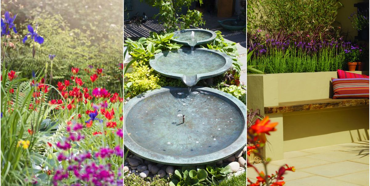 Top 10 Garden Design Ideas To Make The Best Of Your