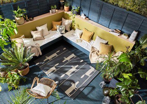 16 Garden Design Ideas For Your Outdoor, How To Make Small Garden Furniture