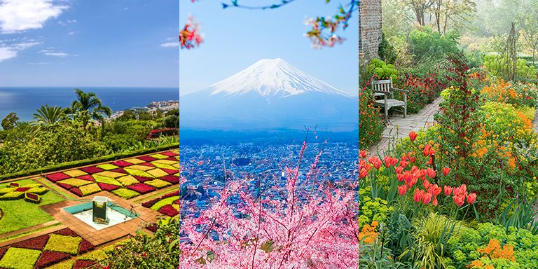 7 of the best garden holidays around the world