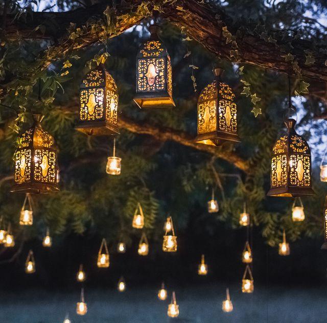 Garden Lighting Ideas Solar Lights, Best Outdoor Solar String Lights For Trees