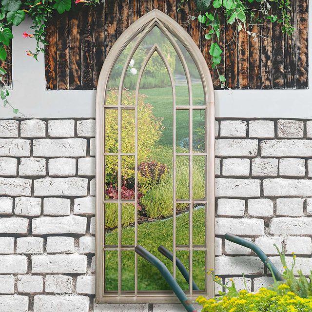 20 garden mirrors to buy for 2021 — outdoor garden mirrors