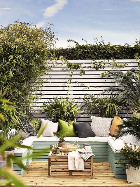 seagrass, dusky gem, cool marble, cuprinol garden shades