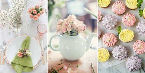 18 Garden Party Decorations And Ideas How To Host A Garden