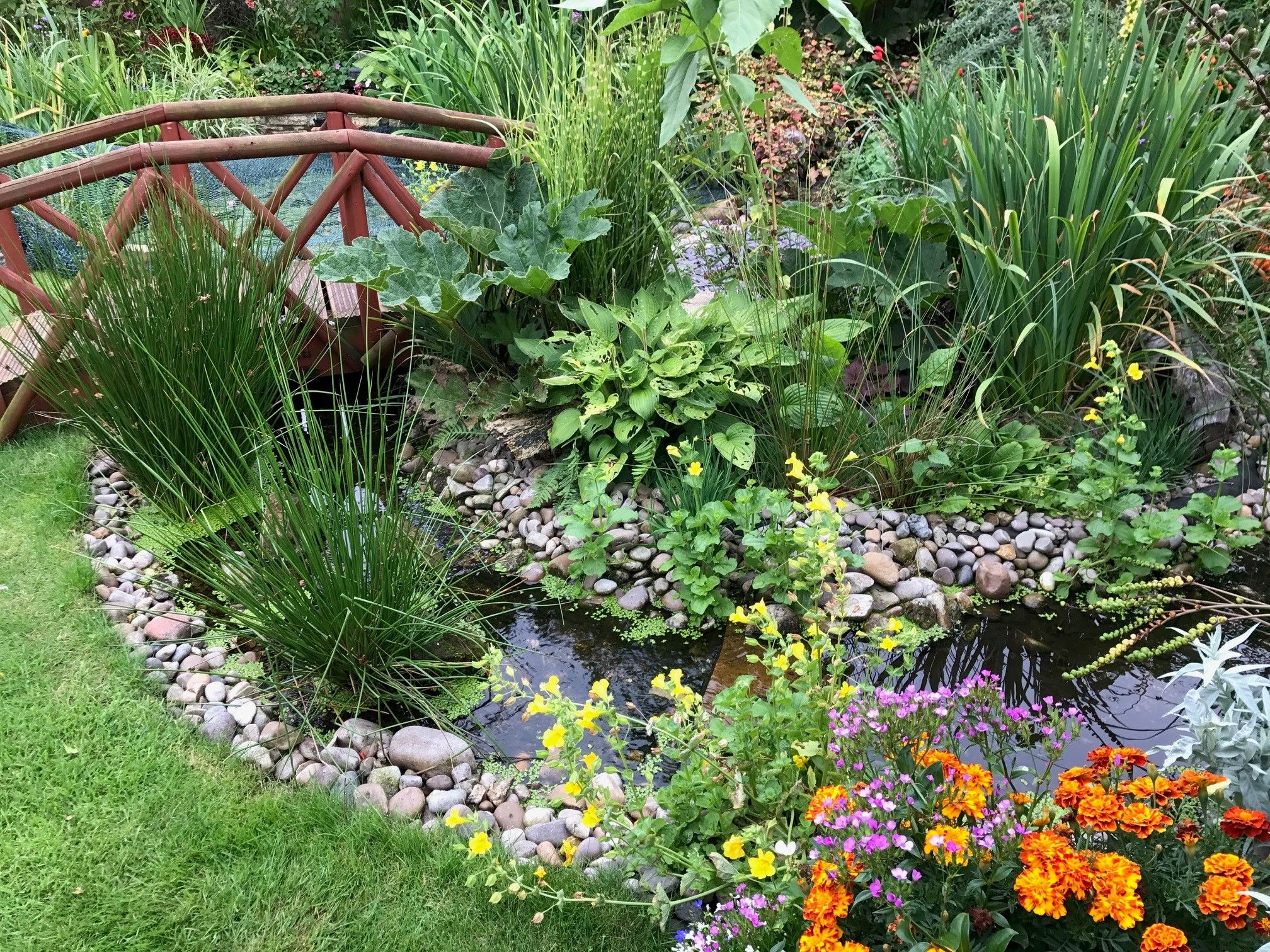 How To Build Your Own Pond In Your Garden Large Ponds To Container Ponds