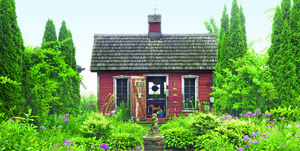 garden shed ideas hobby
