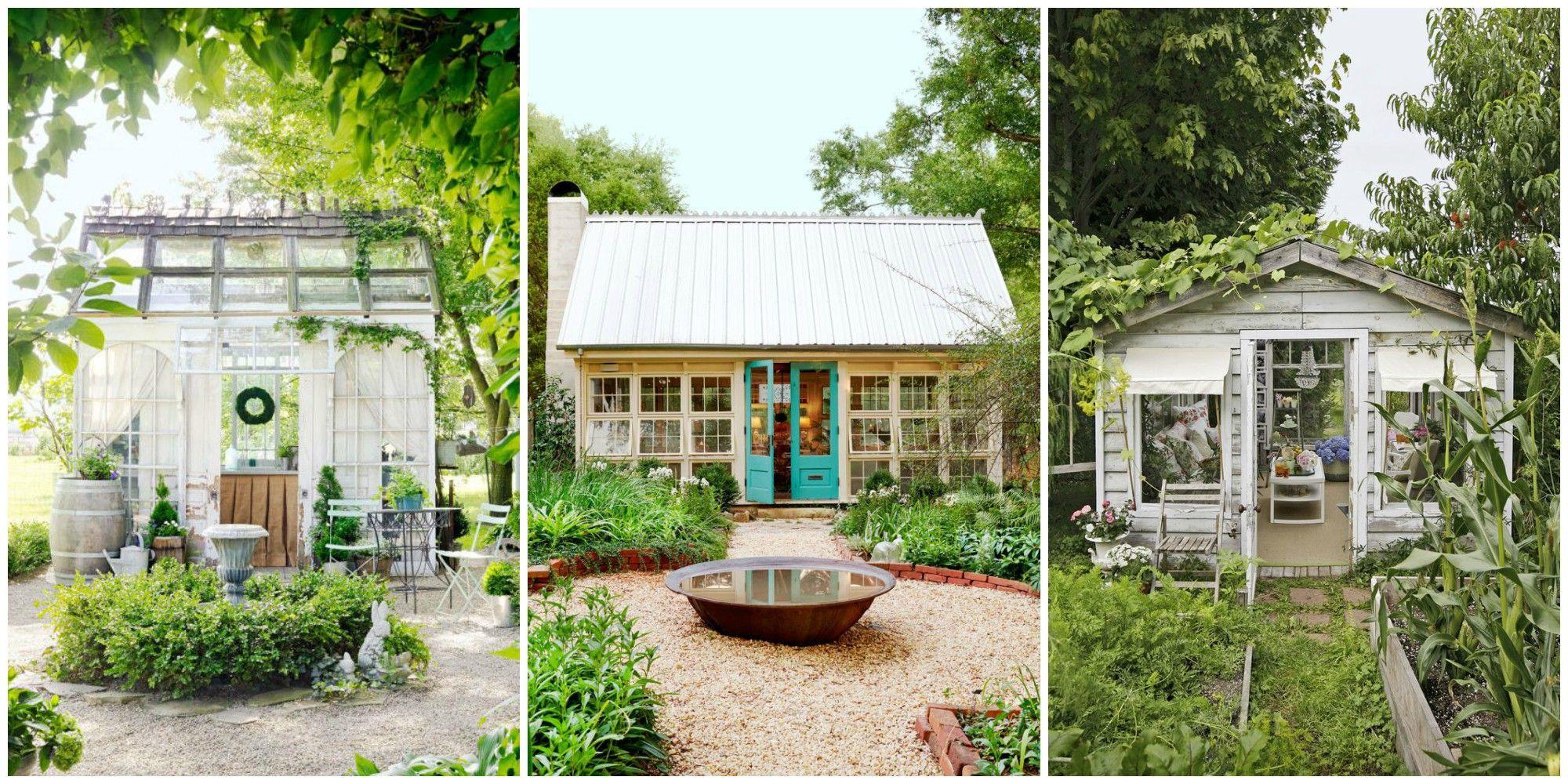 Delightful Garden Sheds