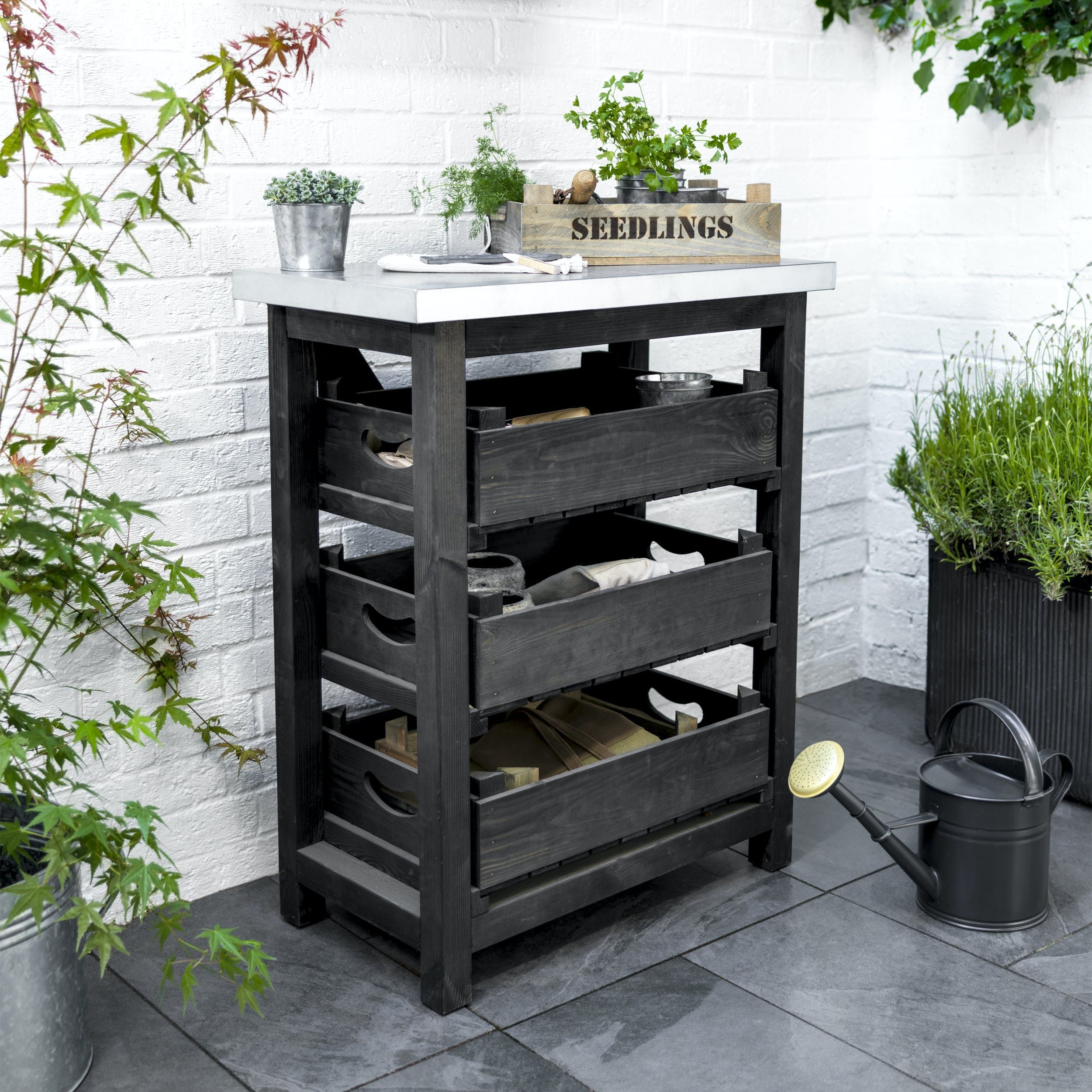 Garden storage: 9 solutions for a neat and tidy outdoor space
