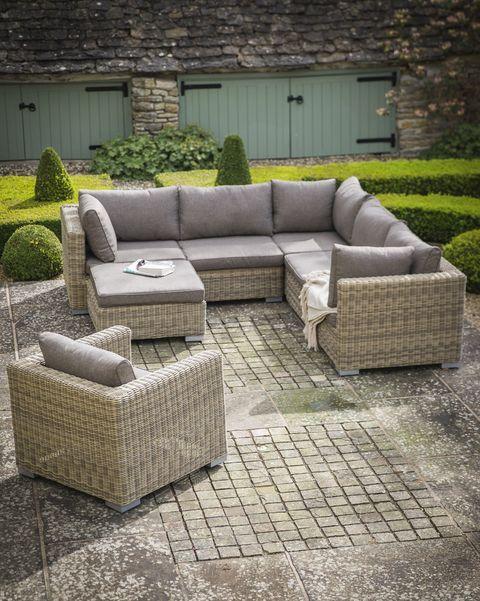 Garden Trading Marden Corner Sofa Set