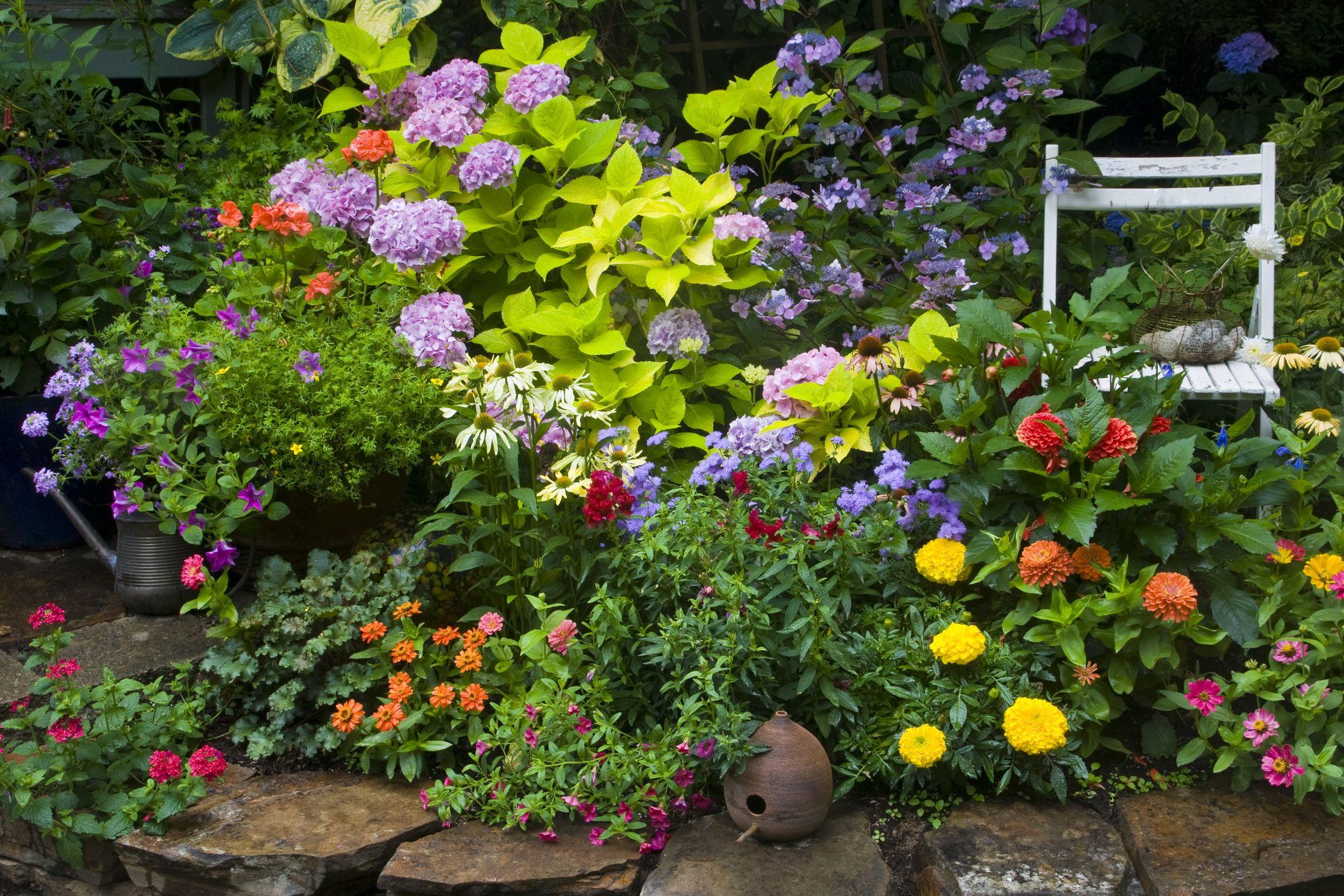 12 Free Garden Design Ideas and Plans   Best Garden Layouts