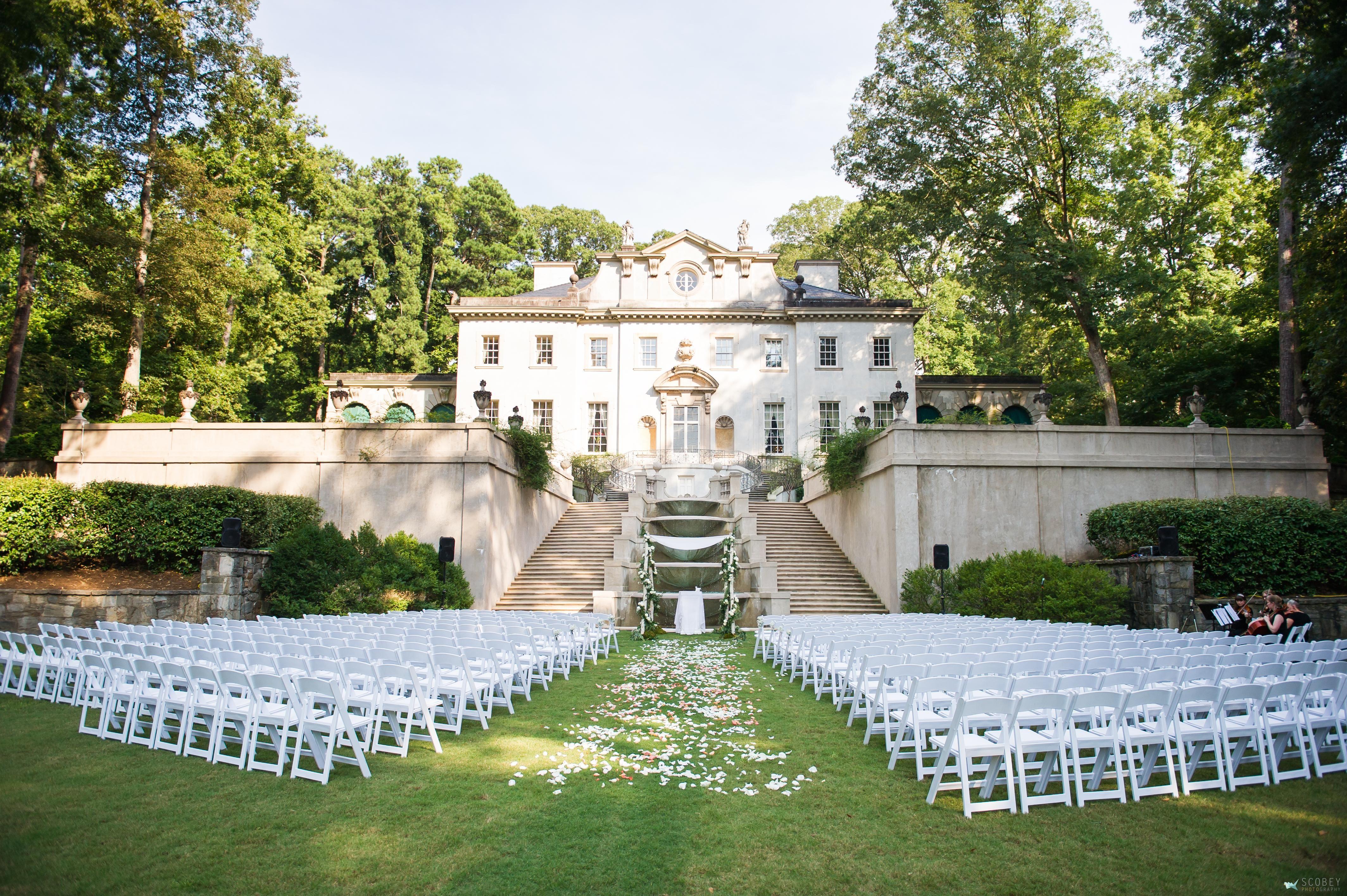 9 Romantic Garden Wedding Venues Outdoor Wedding Venues