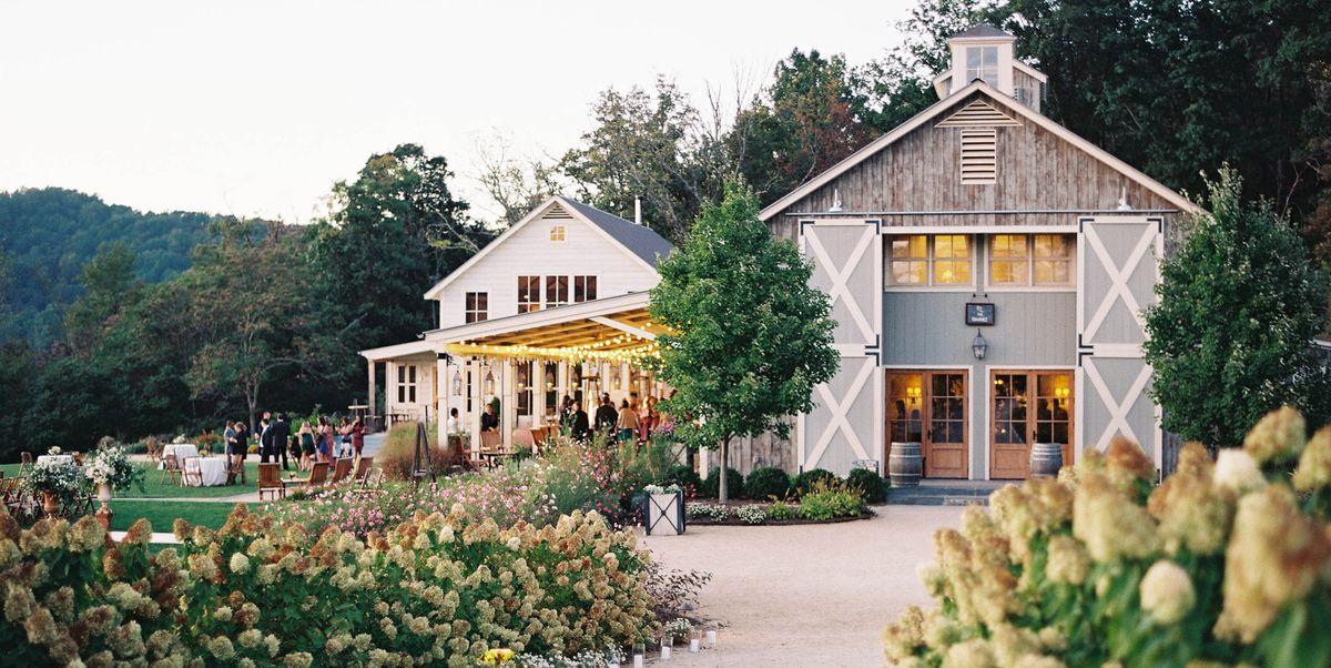 9 Romantic Garden Wedding Venues - Outdoor Wedding Venues