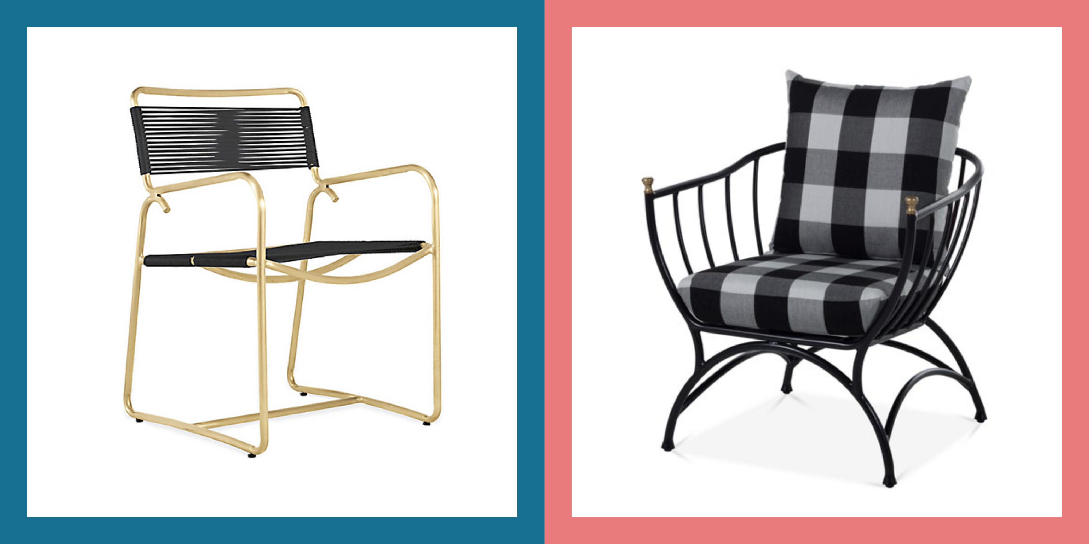 The 6 Top Garden Chairs - Stylish Outdoor Seating for Gardens