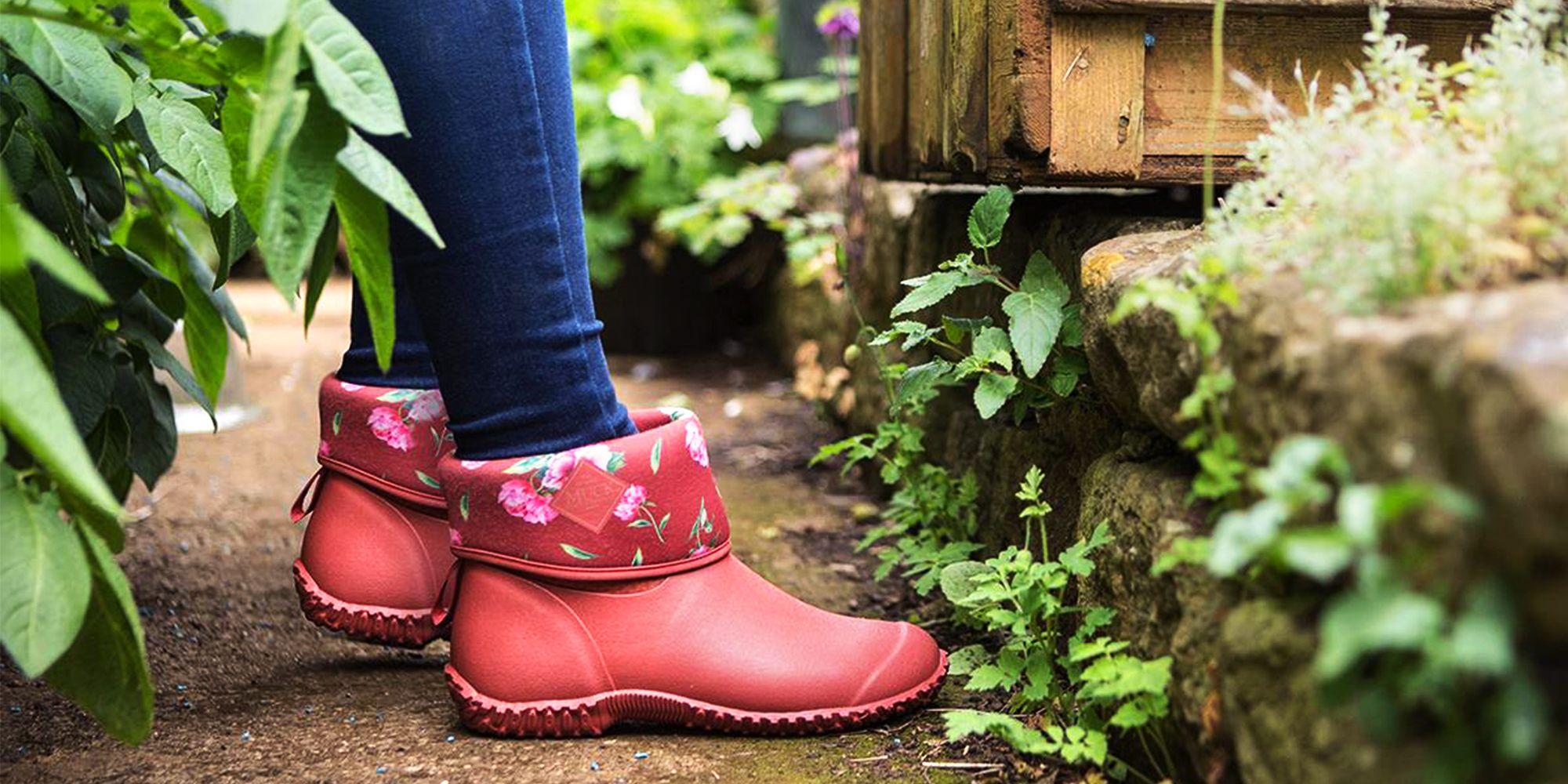 gardening shoes best 2019