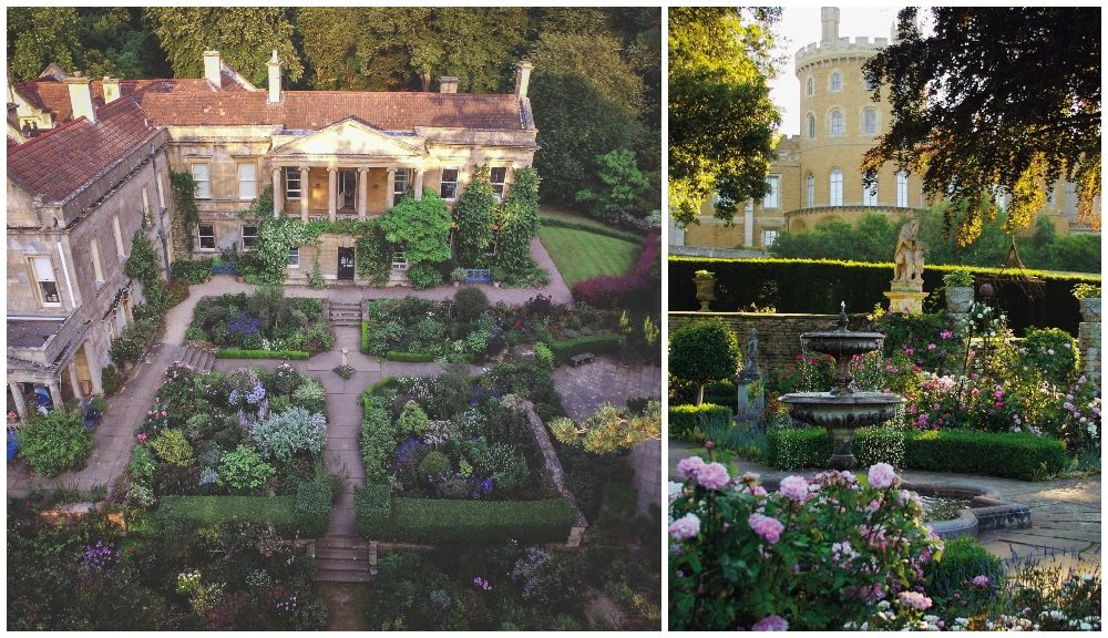 These 8 glorious British gardens are vying to be crowned Garden of the Year 2019