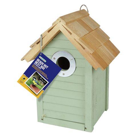 Gardman Beach Hut Nest Box - Argos