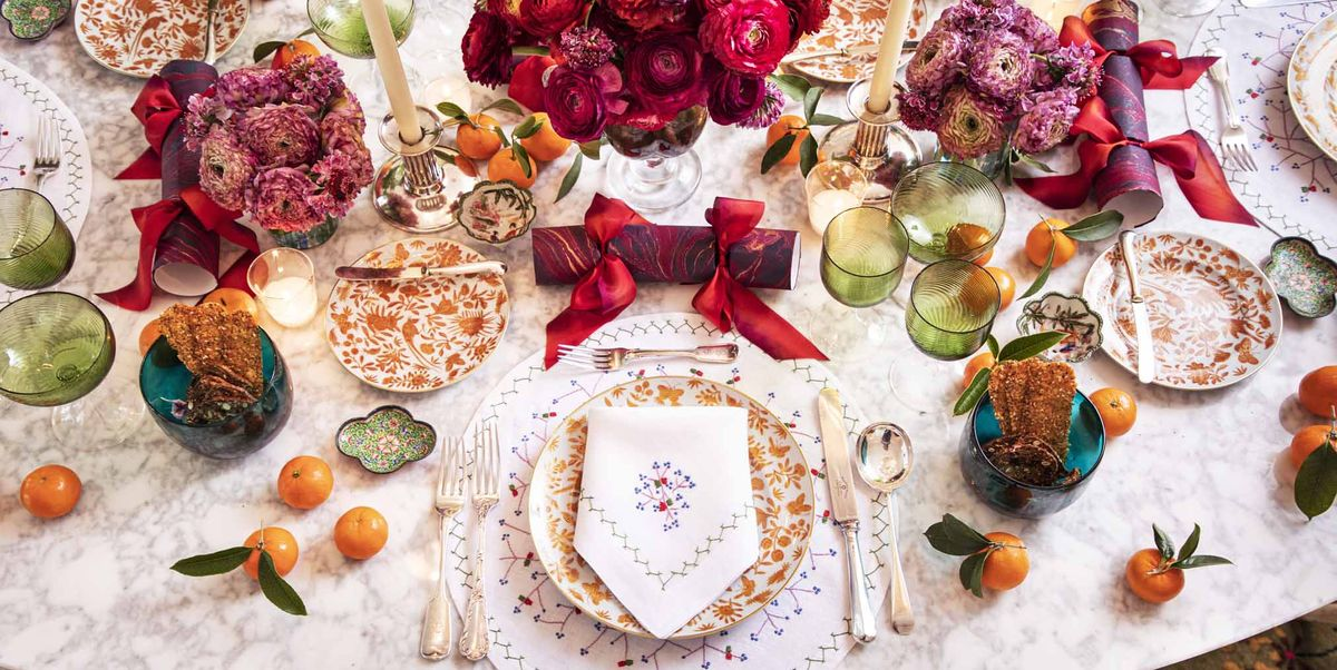 31 Beautiful Christmas Table Decor Ideas for a Stylish Celebration