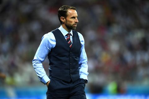 cabf16e91 How Gareth Southgate s waistcoat became England s World Cup fashion hit