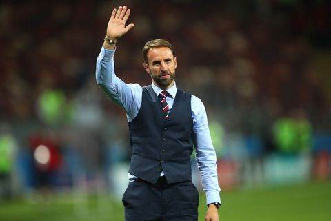 Gareth Southgate to receive CBE in New Year's Honours list