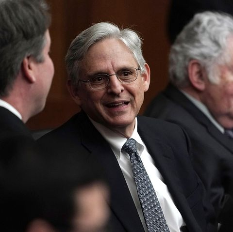 Merrick Garland is surely under no illusions about who Mitch McConnell is.