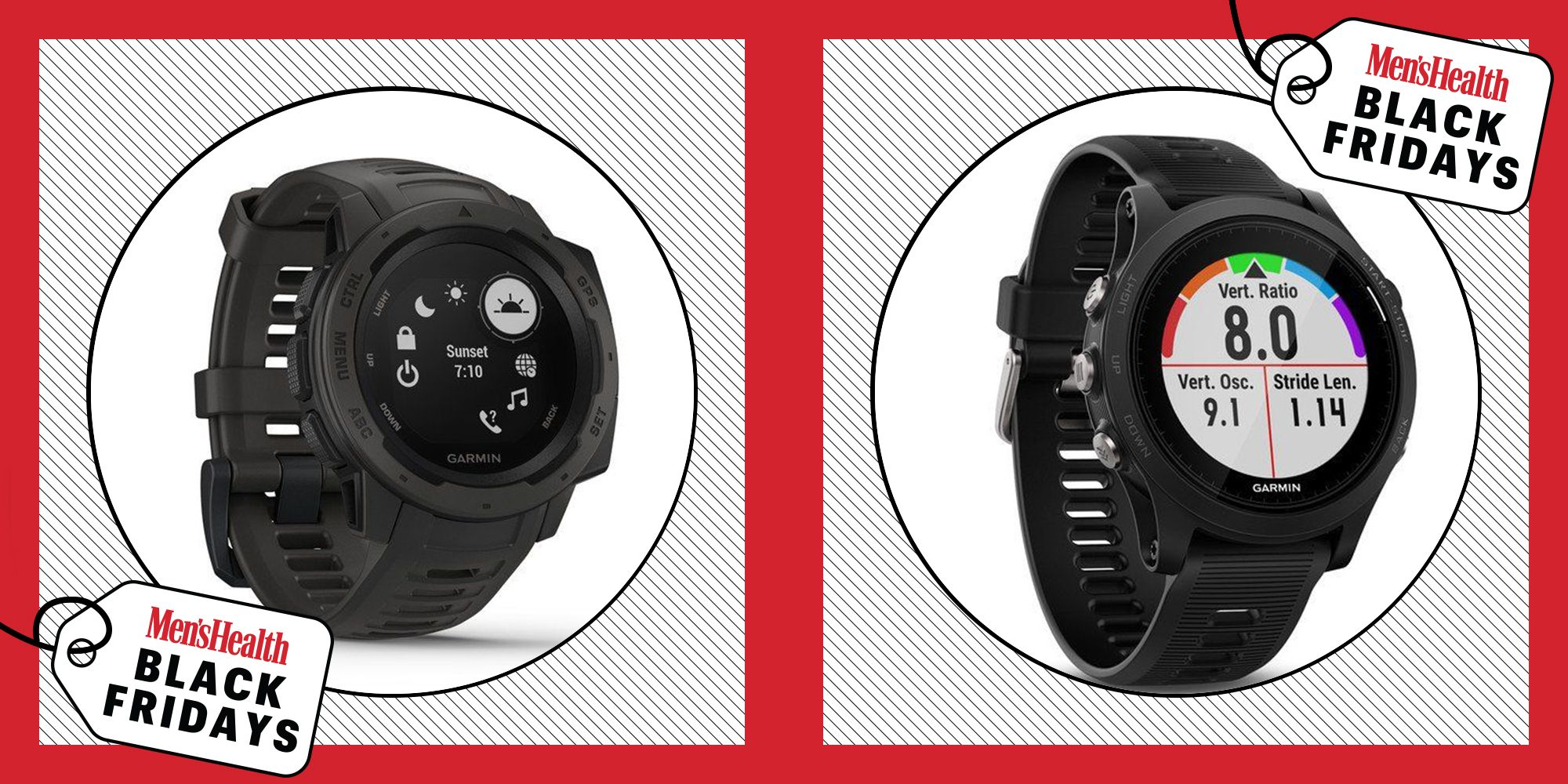 Garmin's Black Friday Sale Is the Perfect Excuse to Upgrade Your Smartwatch