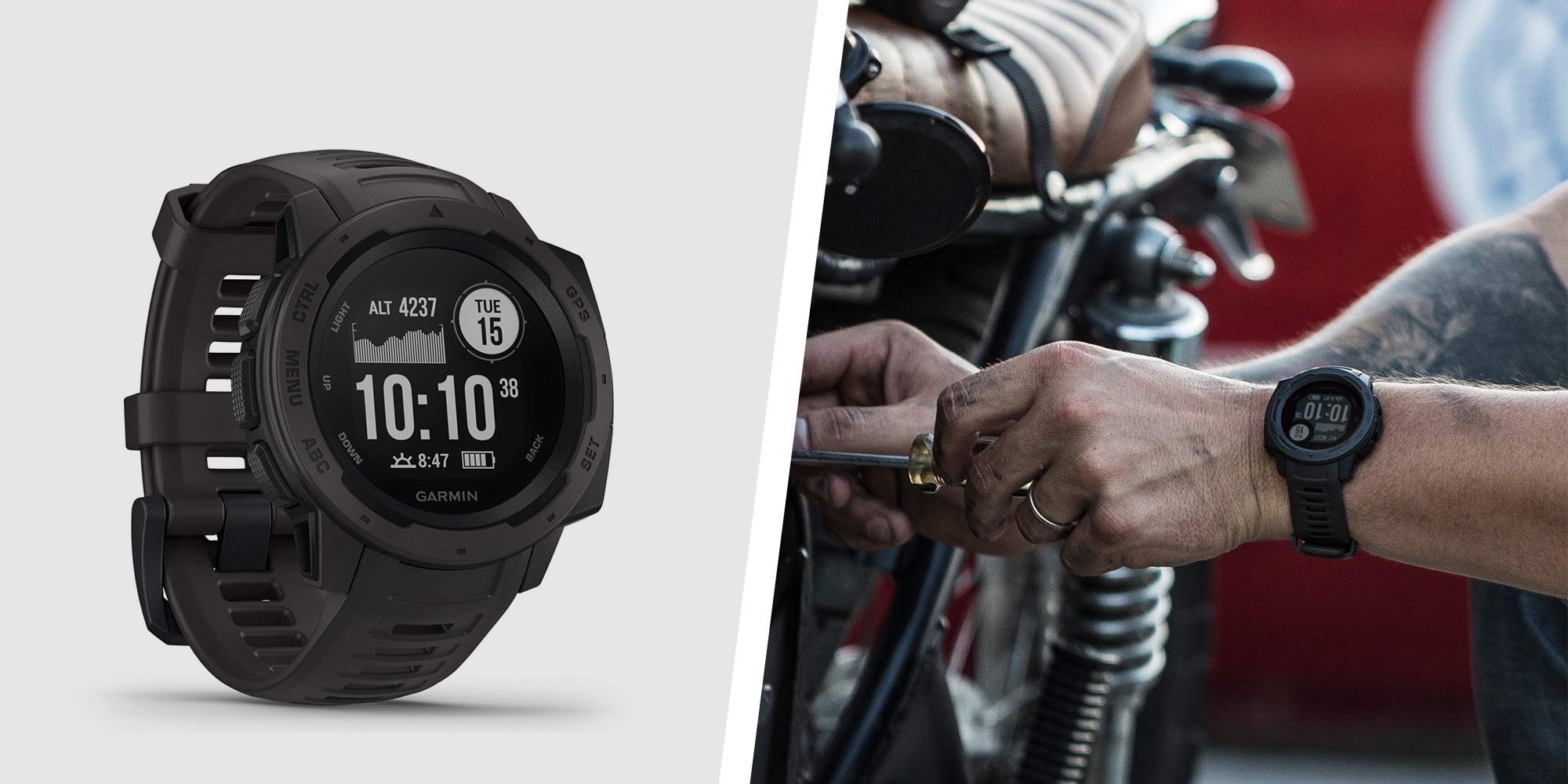 Amazon Is Offering Incredible Deals on Garmin Smartwatches Today