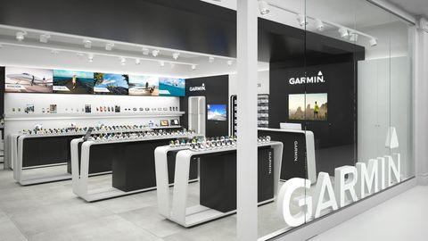981c4574ca Garmin abre su primera tienda en Madrid