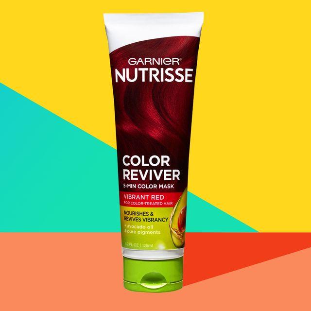 garnier nutrisse color reviver hair mask little lifesaver