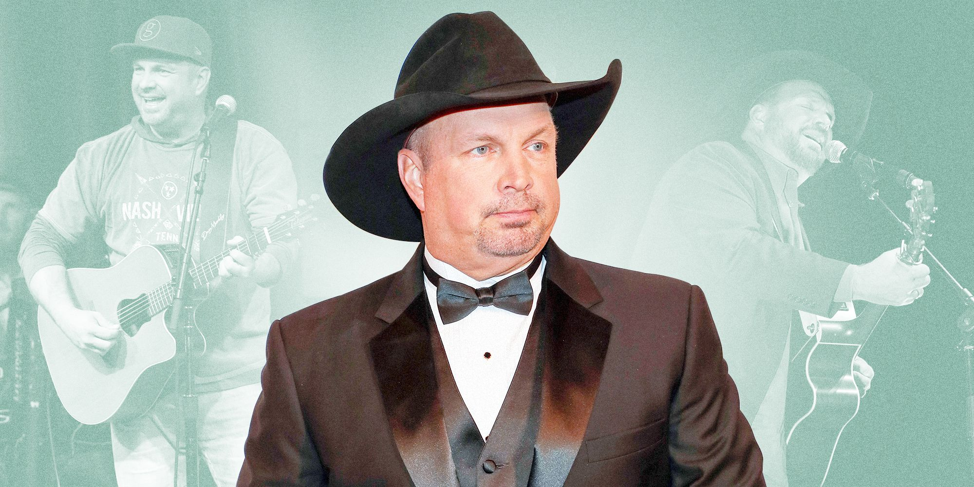 Garth Brooks and the Art of Arena-Sized Humility