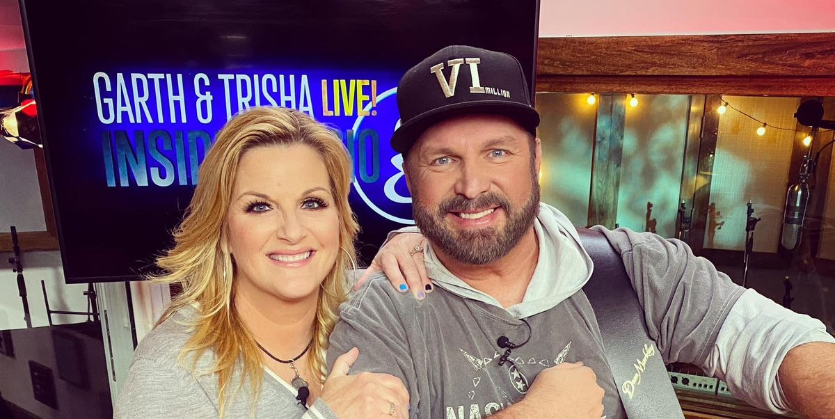 Garth Brooks and Trisha Yearwood Streamed Another Live Concert and It Was So, So Good