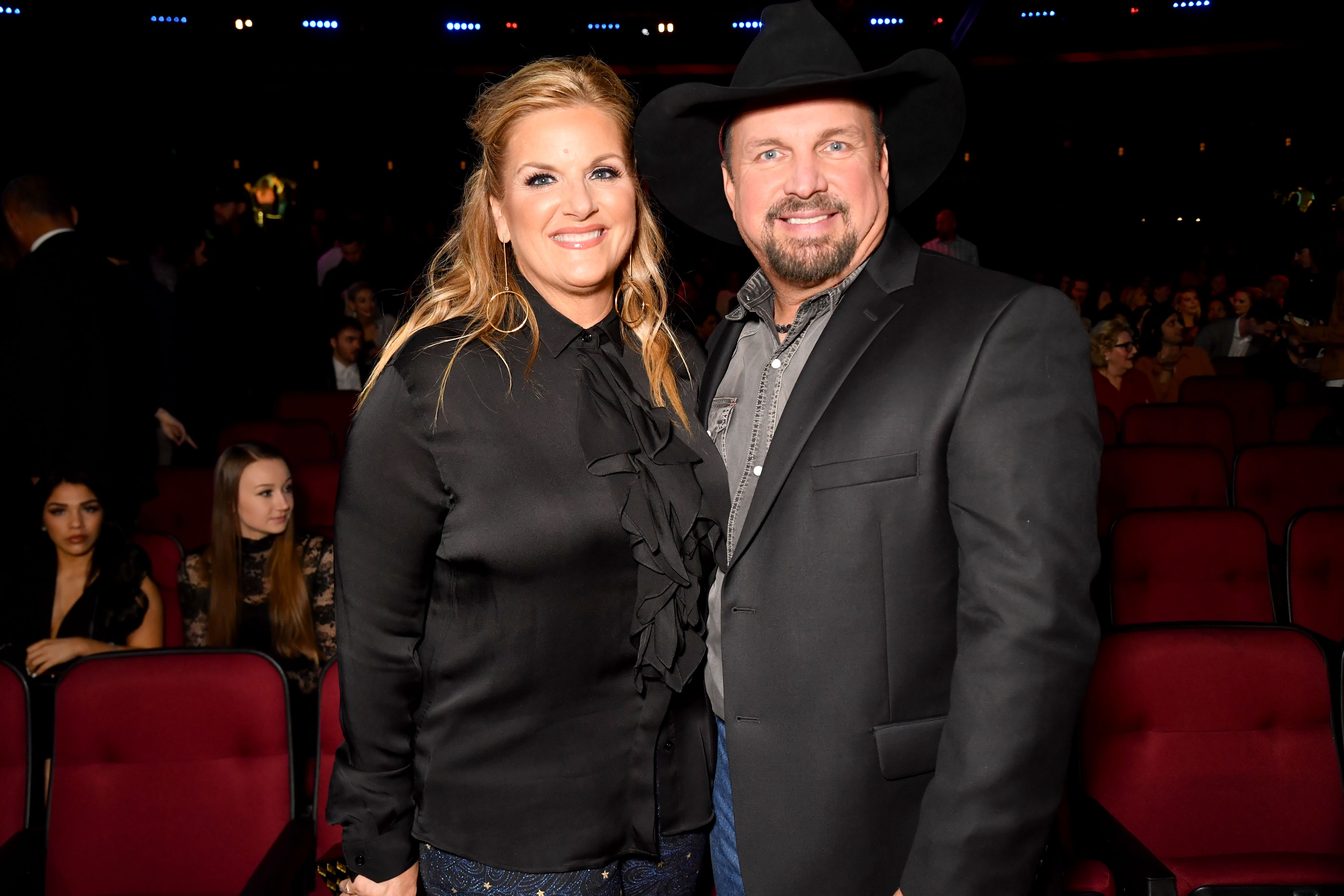 Garth Brooks S Wife Trisha Yearwood Talks Compromise In Their 14
