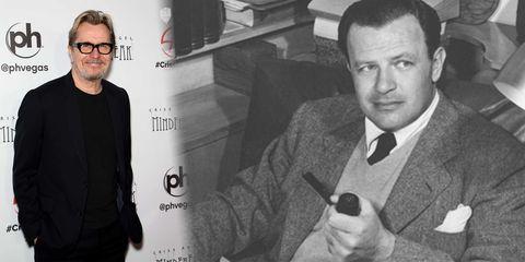 "Gary Oldman será Herman Mankiewicz en ""Mank"""