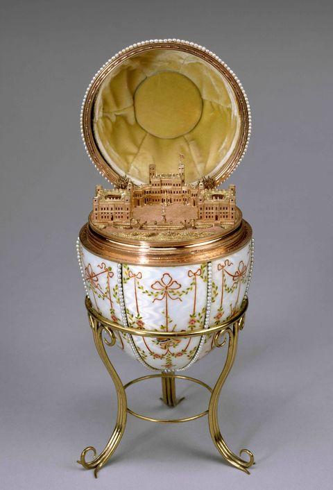 The Gatchina Palace Egg