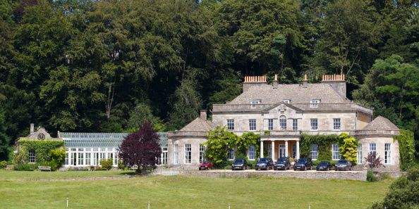 Everything you need to know about Princess Anne's home, Gatcombe Park