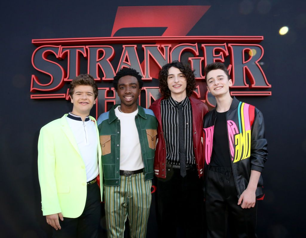 The Stranger Things 3 Cast Had a Ball at the Show's Premiere