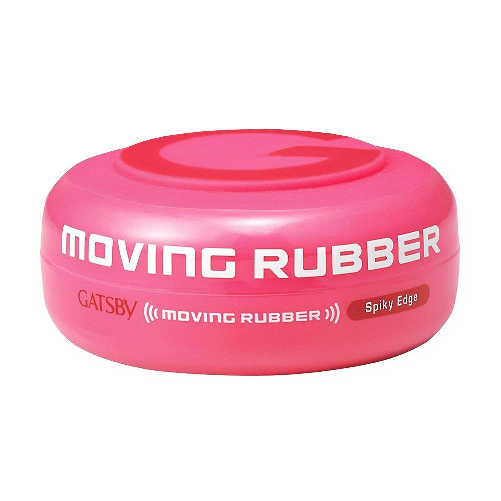 Gatsby Moving Rubber Spikey Edge Hair Wax