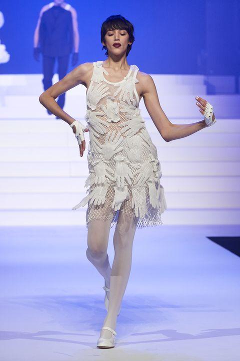 Jean Paul Gaultier Couture Lente 2020 show