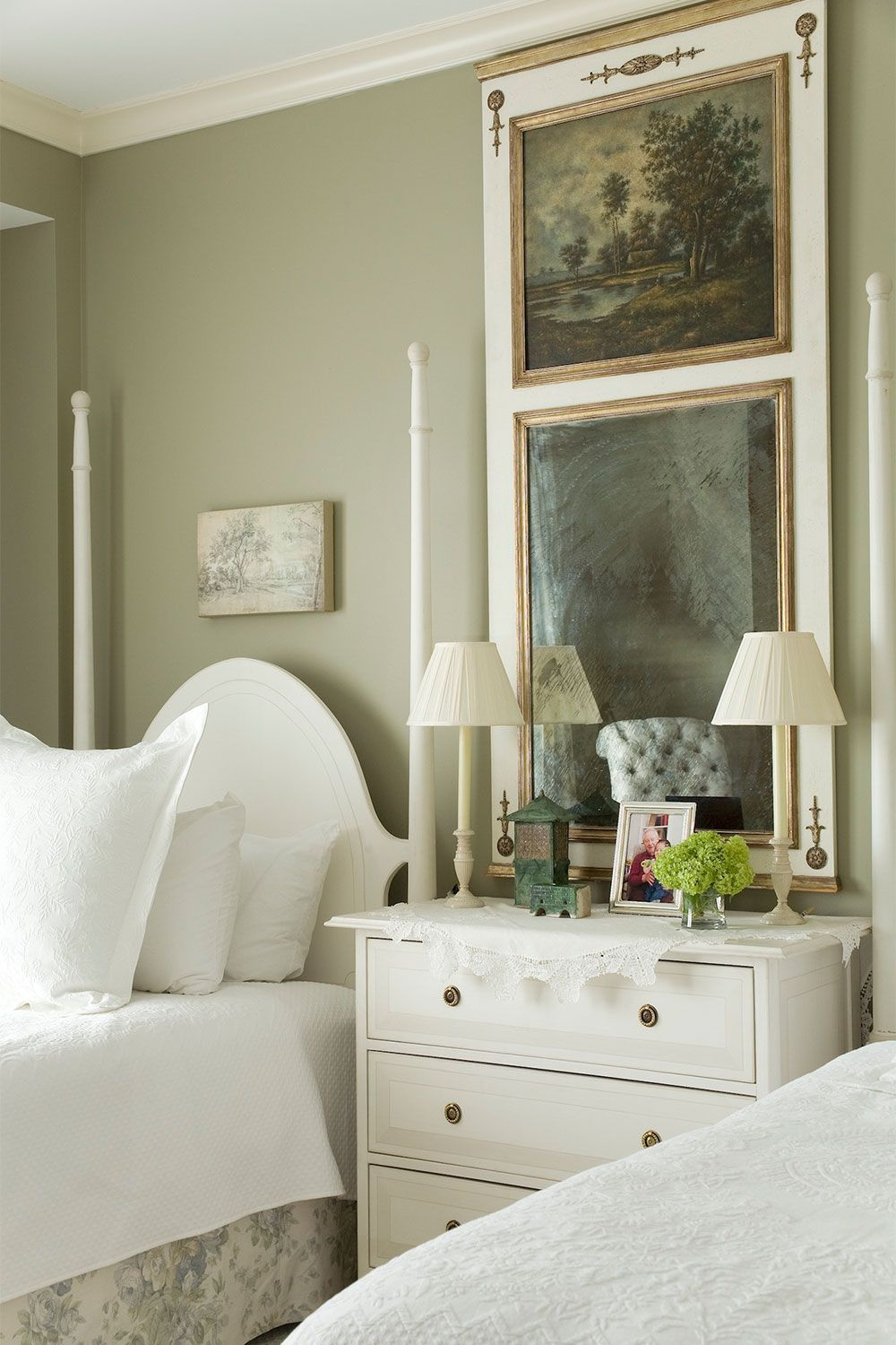 4 Green Bedroom Design Ideas for a Fresh Upgrade