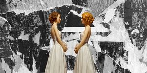 Homo huwelijk Noord-Ierland twee bruiden
