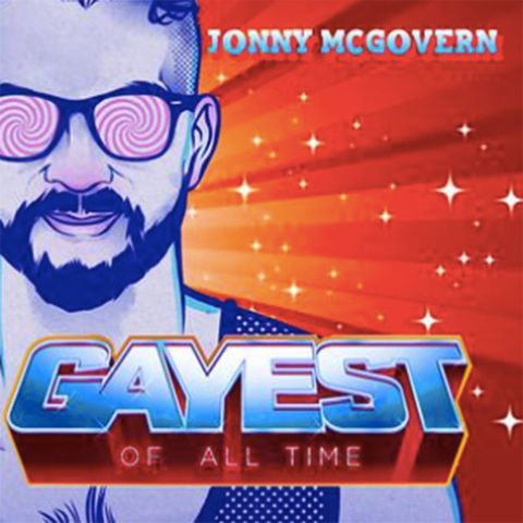 Best LGBTQ podcasts   Gayest of All Time with Jonny McGovern