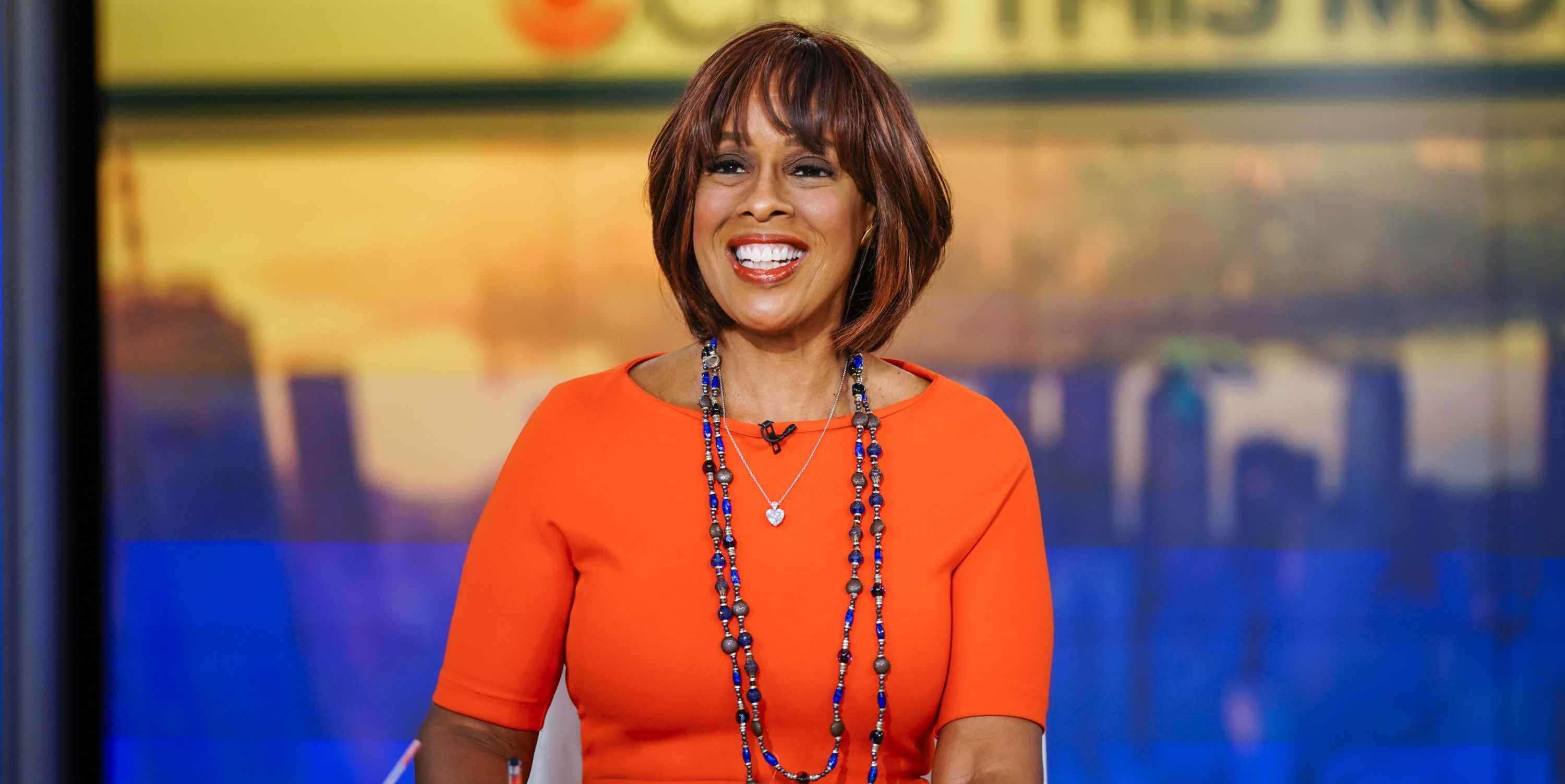 Are Gayle King's Necklaces Too Much? The Internet—and Oprah—Weigh in