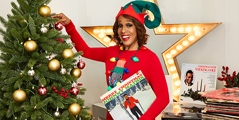 98a93716a6 Gayle King Shares 7 of Her Favorite Holiday Traditions